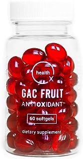 Ox Health Super Antioxidant Supplement   Gac Super Fruit   DHA   Momordica   60 Softgels   Supports Healthy Aging   Immune...