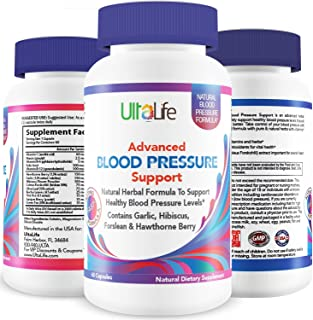 Best blood pressure support supplements Reviews