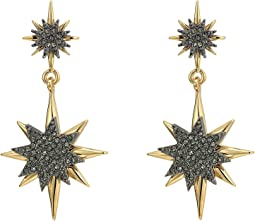 Vince Camuto - Celestial Skies Double Drop Earrings