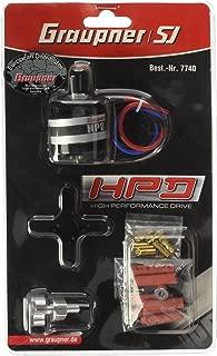 Graupner HPD 3515 1100kV Brushless Outrunner Motor