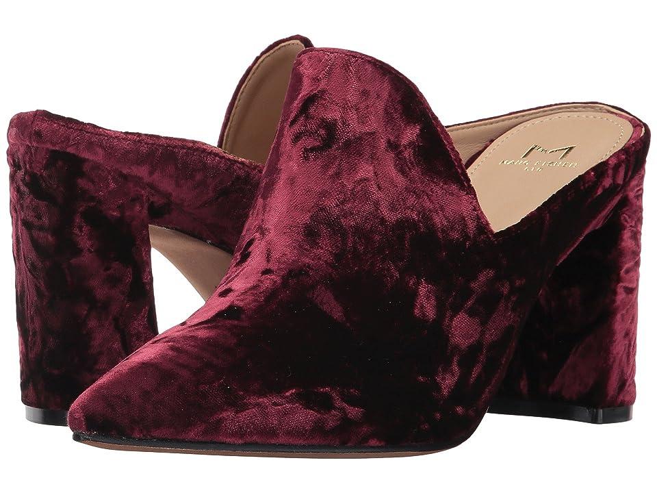 Marc Fisher LTD Hilda 2 (Wine Fabric) Women