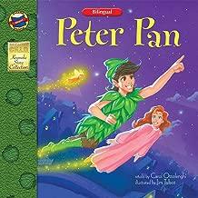 Peter Pan - Bilingual English and Spanish Children's Book Keepsake Stories, Pre K - 3 (English and Spanish Edition)