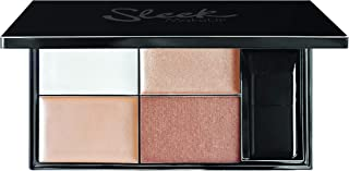 Sleek Highlighter Palette Precious Metals 9Gm (Off09.Slk.B)