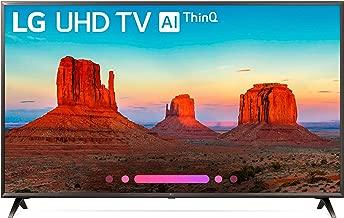 LG Electronics 49UK6300PUE 49-inch 4K Ultra HD Smart LED TV (2018 Model) (Renewed)