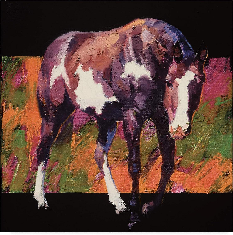 Trademark Fine Art color Square III by Julie T. Chapman, 14x14