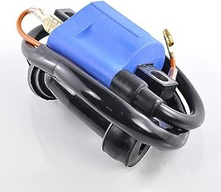 External Ignition Coil Fits Yamaha BW 80 | DT 50 | IT 200 250 490 | PW 50 | RT 100 | Trailway 200 | TTR 50 90 225 230 250 | TT 225 350 | WR 250 400 450 500 | XT 225 250 350 1983-2018