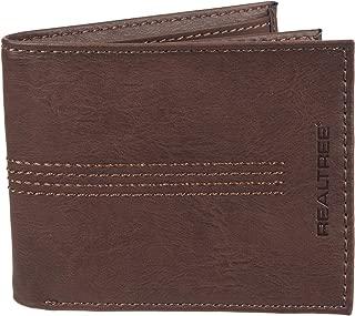 Realtree Men's RFID Blocking Extra Capacity Slimfold Wallet