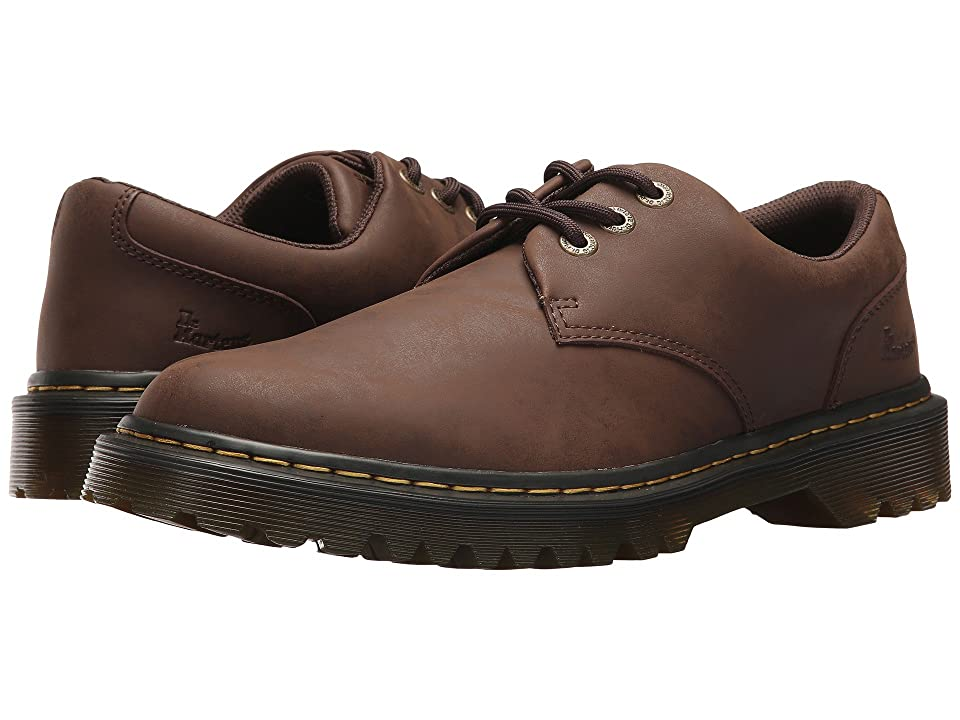 Dr. Martens Kent (Dark Brown Crazy Horse Action) Men