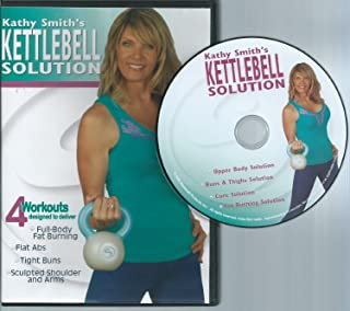 Kathy Smith`s Kettlebell Solution Workout DVD