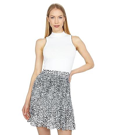Ted Baker Yondia Pleat Release Mockable Dress