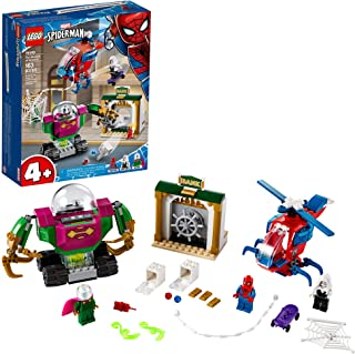 LEGO Marvel Spider-Man The Menace of Mysterio 76149 Cool...