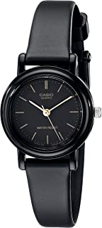 Casio Women's LQ139A-1E Classic Round Analog Watch