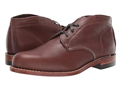 Wolverine Heritage 1000 Mile Original Chukka (Brown) Men