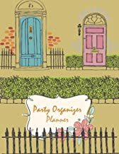 Party Organizer Planner: Happy House, Happy plan, event planner 120 pages Large Print 8.5