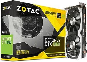 Best zotac gtx 1060 6gb amp Reviews