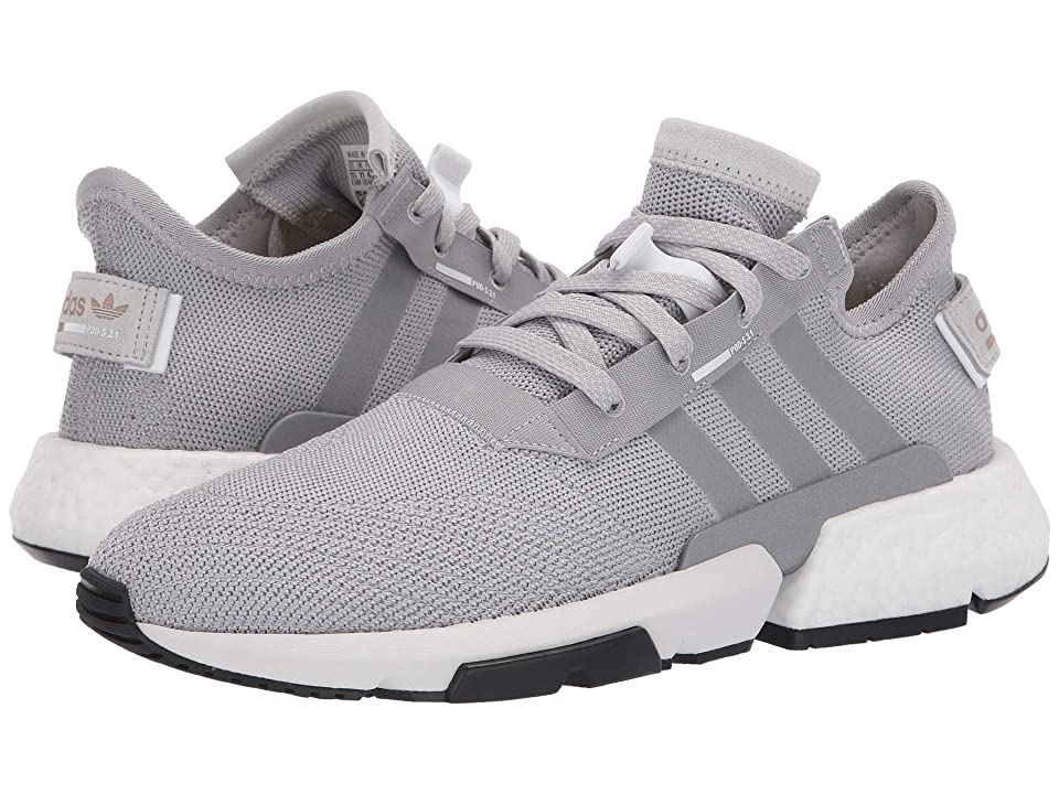 adidas Originals POD-S3.1 (Grey Two F17/Grey Two F17/Reflective Silver) Men