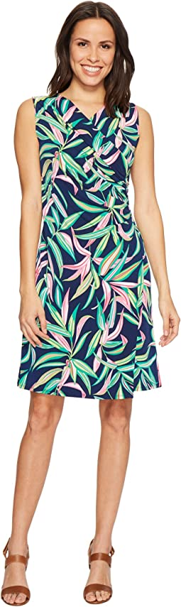 Tommy Bahama - Lucky Bamboo Sleeveless Wrap Dress