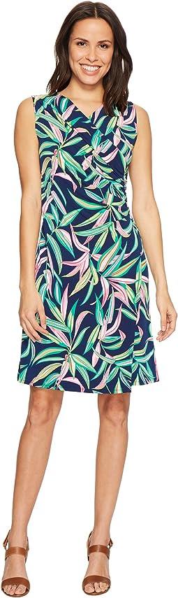 Tommy Bahama - Lucky Bamboo Sleeveless Wrap Dress