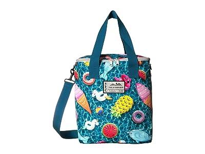 KAVU Takeout Tote (Float Riot) Tote Handbags