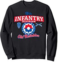 9th Infantry Division - Old Reliables-Fort Lewis RWB Sweatshirt