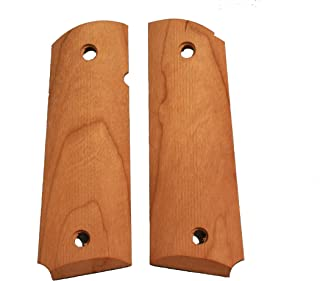 1911 wood grip blanks