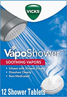 VapoShower, 12 Tablets