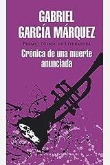 Crónica de una muerte anunciada (Spanish Edition) Format Kindle
