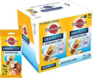 Pedigree DENTASTIX, Dog Treats, Large Breed Dog, Pack of 10