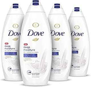Dove Body Wash With Skin Natural Nourishers for Instantly Soft Skin and Lasting..