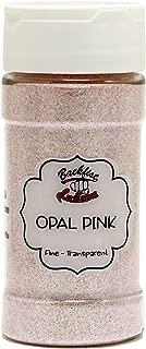 opal pink glitter