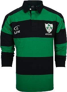 Ireland Longsleeve Striped Irish Rugby