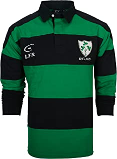 Ireland Longsleeve Striped Irish Rugby