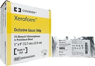 Xeroform Petrolatum Gauze Dressing 5