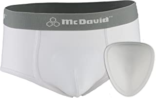 McDavid 9130 Classic Youth Brief with Soft Foam Cup (