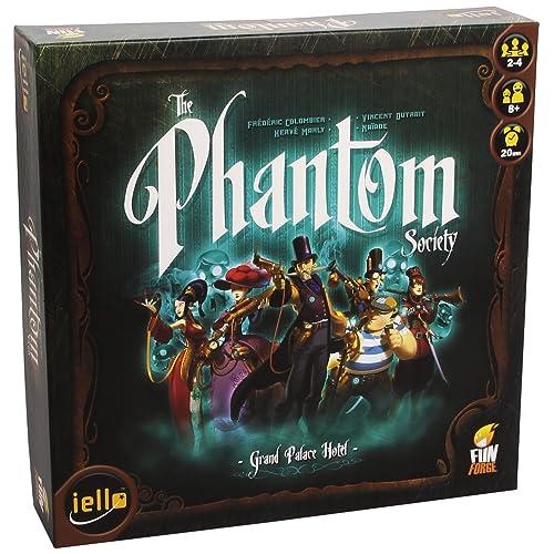 iello - 331380 - Funforge - The Phantom Society - Jeu Coopératif
