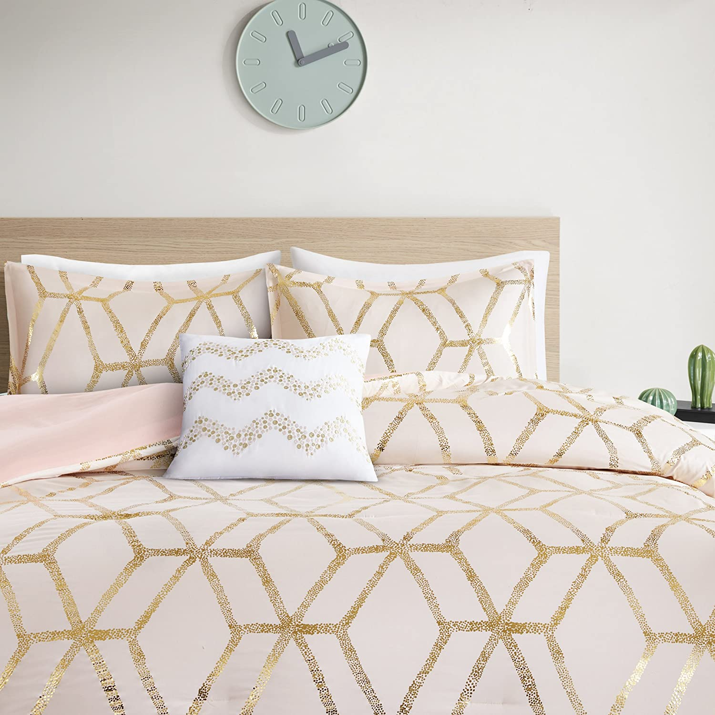 Comfort Spaces Vivian Comforter Set Lightw Season Albuquerque Mall Ultra All Soft San Diego Mall