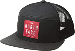 TNF Black/TNF Red