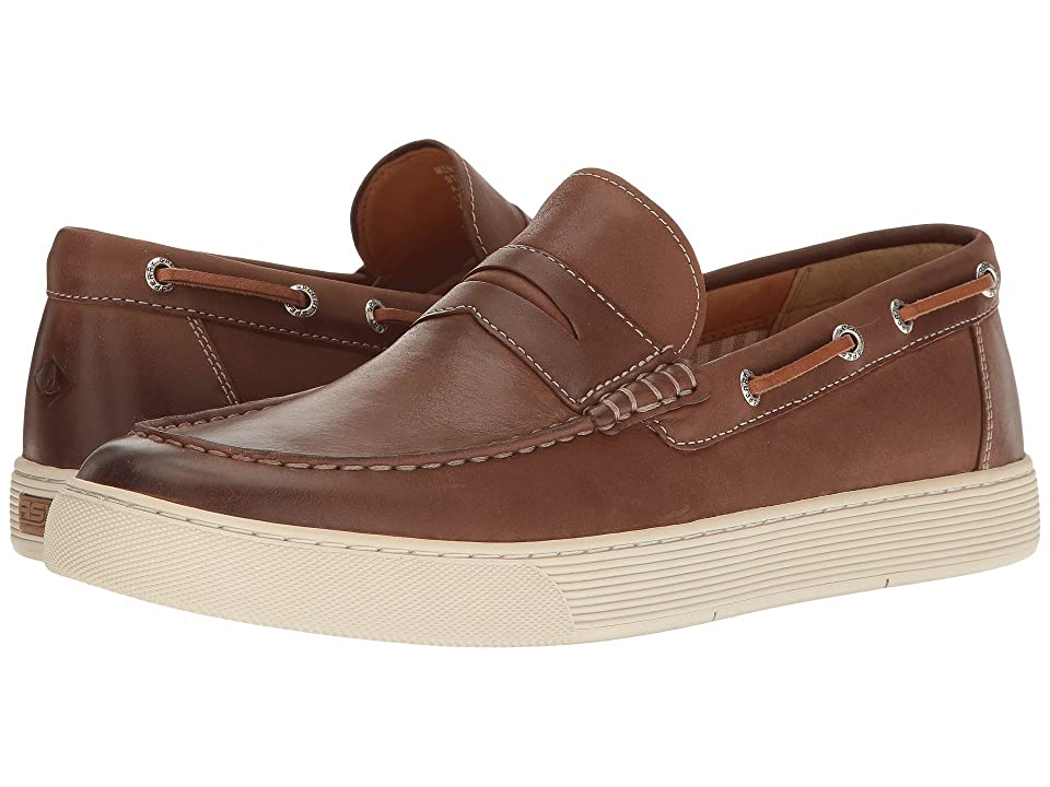 Sperry Gold Sport Casual Penny w/ ASV (Barley) Men