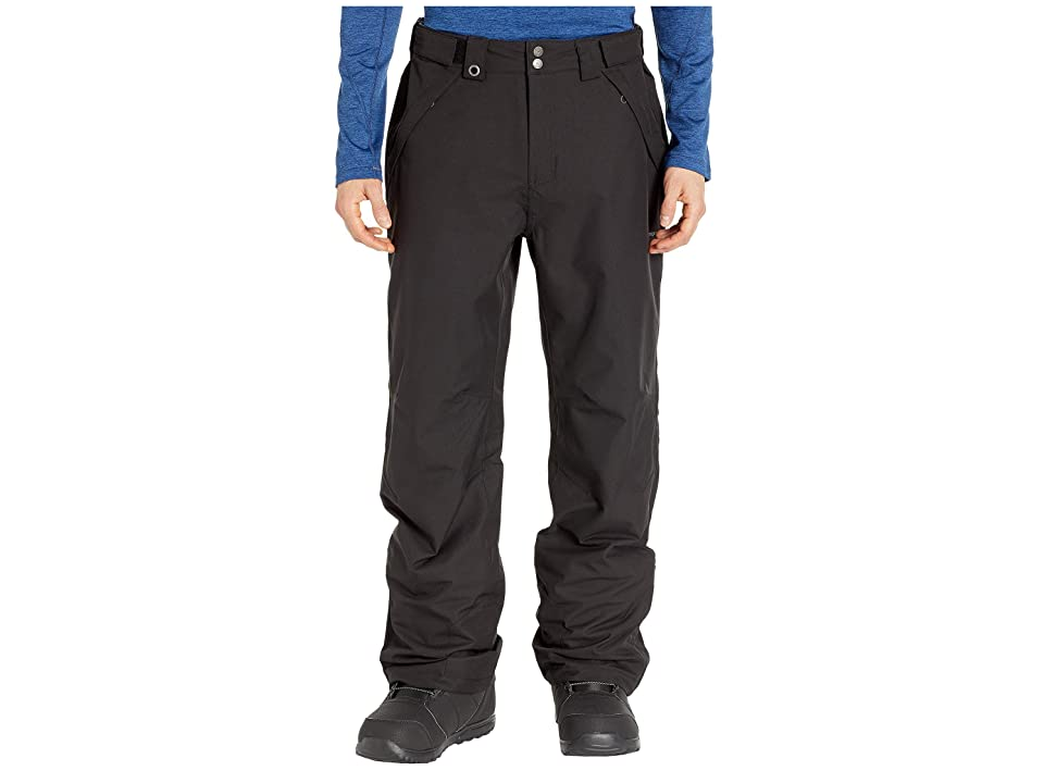 White Sierra Rubicon Pants Sierratek 10K/ (Black) Men