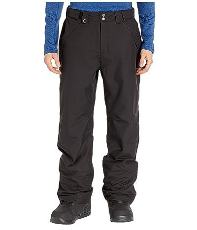 White Sierra Rubicon Pants Sierratek 10K/ (Black) Men
