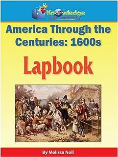 America Through the Centuries - 1600s Lapbook