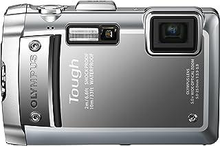 OLYMPUS 防水デジタルカメラ TG-810 シルバー 1400万画素 広角28mm 光学5倍ズーム 3Dフォト機能 10m防水 2.0m耐衝撃 -10℃耐低温 100kgf耐荷重 TG-810 SLV