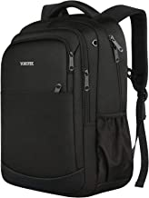 Travel Backpack,Unisex Classic Lightweight Water Resistant School Backpack Casual Daypack Students Bookbag Schoolbag Black