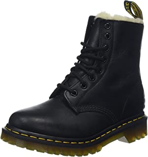f8b5ef567bbf Dr. Martens Women s Serena Burnished Wyoming Leather Fashion Boot