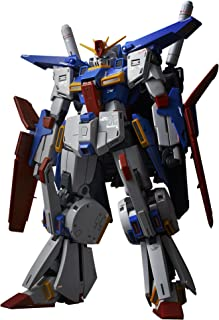 Bandai Hobby MG 1/100 ZZ Gundam Ver.Ka ZZ Gundam Model Kit Figure
