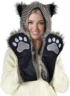 Best hat connected to gloves Reviews