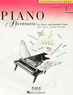 Piano Adventures: Sightreading Book - Level 1