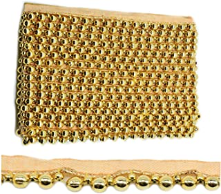 Best golden beads for blouse Reviews