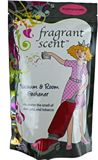 Fragrant Scent Vacuum Cleaner Crystals Pomegranate
