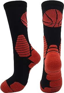 2 Pairs PK Elite Basketball Socks Dry Fit Warm Crew Sports Athletic Socks for Boy Girl Men Women